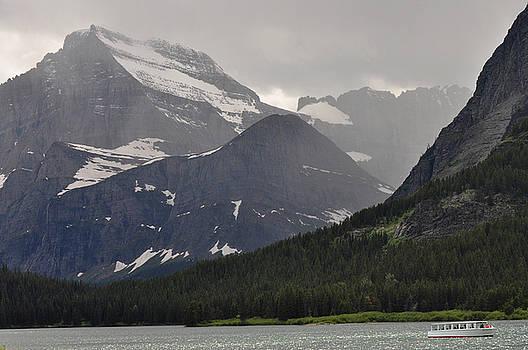 Light on Mountain slopes by Diana Nigon