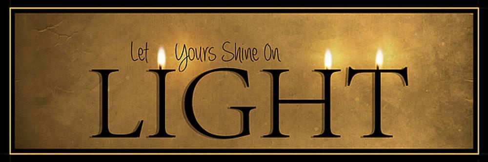 Light by Robin-Lee Vieira