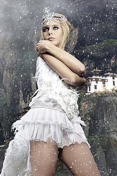 Light Snow by Murgia Cinzia