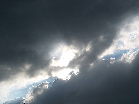 Light Through the Storm Clouds by Skyler Tipton