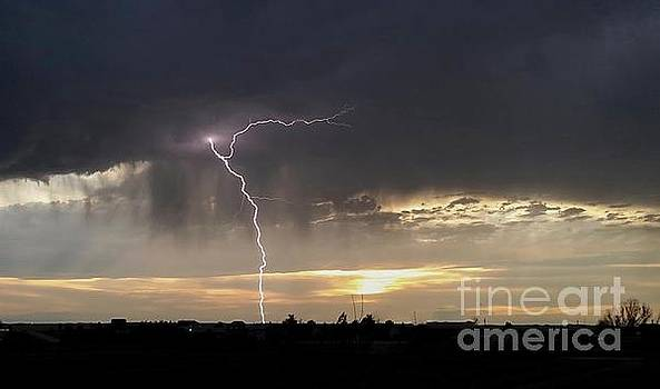 Lightening Strike by Deniece Platt