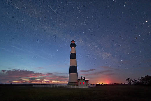 Lighthouse Galaxy by Greg Mills