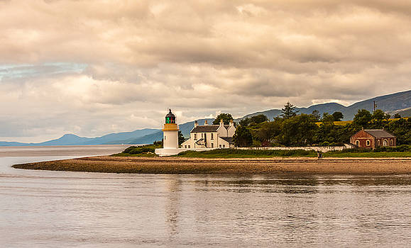 Lighthouse in the Highlands by Kathleen McGinley