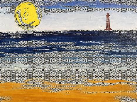 Lighthouse by Patrick J Murphy