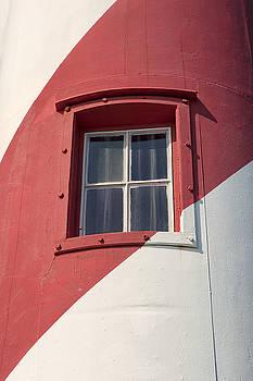 Lighthouse Window by Eunice Gibb