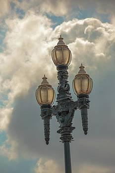 Lighting Up The Clouds by Karen Kersey