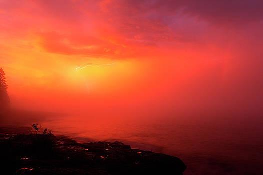 Lighting Up the Sky by Amanda Kiplinger