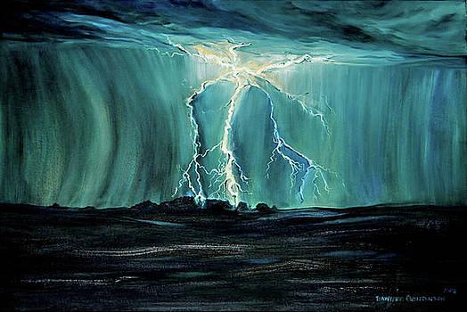 Lightning on the Prairie by Jennifer Christenson