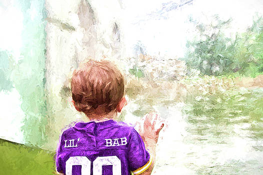 Lil Bab by Scott Pellegrin
