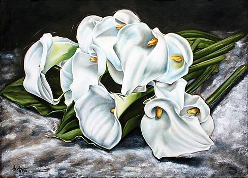 Ilse Kleyn - Lilies