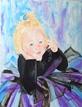 Lily by Jean Blackmer
