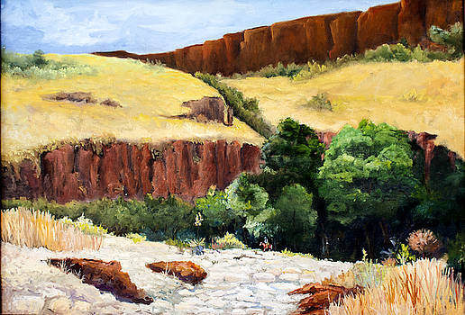 Limpa Creek East by Toyah Taylor