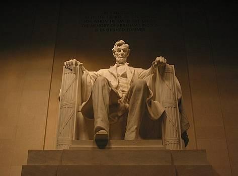 Lincoln Memorial by Brian McDunn