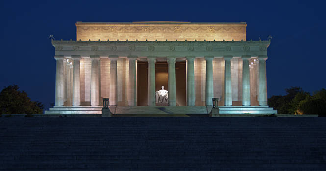 Lincoln Memorial by Kevin Pate