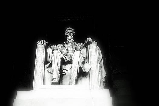Lincoln Memorial  by Kristina Randal