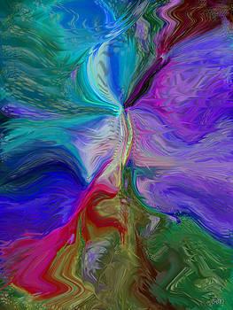 Line Color Blend by Phillip Mossbarger