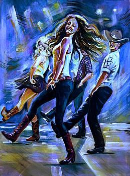Line dancing Fun by Anna Duyunova