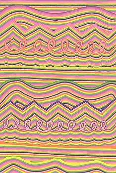 Lines Galore by Jill Lenzmeier
