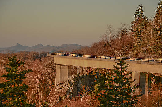 Linn Cove Viaduct by Jim Cook