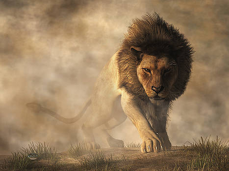Lion by Daniel Eskridge