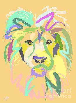 Lion by Go Van Kampen