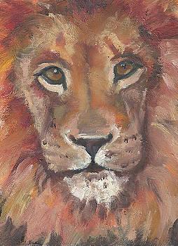 Lion by Jessmyne Stephenson