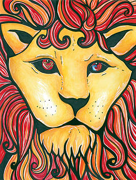 Lion of Judah by Amber Hadden
