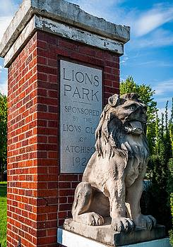 Lions Club by Mark McDaniel