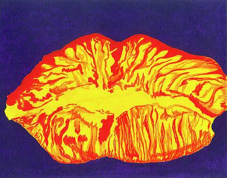 Lips by Rishanna Finney