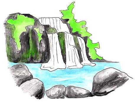 Anna Elkins - Lison River