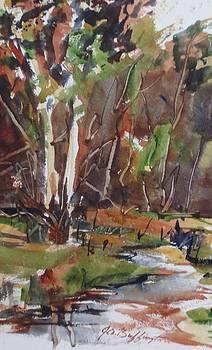 Listton Creek by JULES Buffington