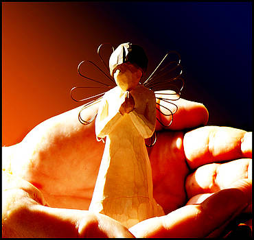 Little Angel by Holly Kempe
