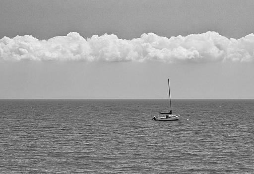 Little Boat by Antonio Gruttadauria