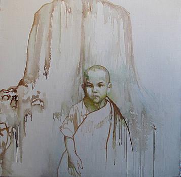 Little Budha by Tanya Ilyakhova