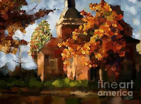 Little Church by Carrie Joy Byrnes