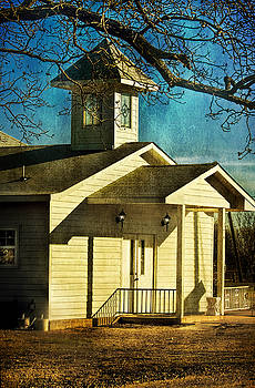 Little Church by Joan Bertucci