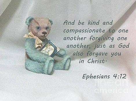 Little Cupcake Ephesians 4 by Linda Phelps