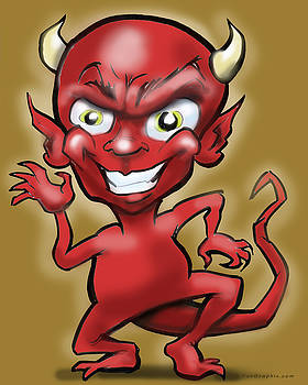 Little Devil by Kevin Middleton