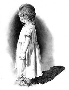 Joyce Geleynse - Little Girl in Sunlight
