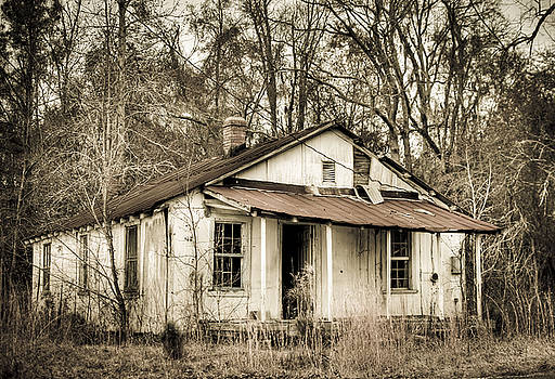 Little House from Yesteryear by Andrew Crispi