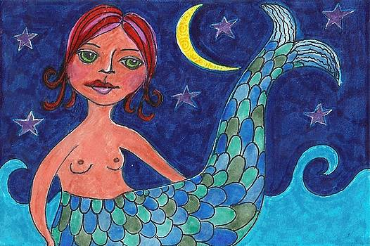 Little Mermaid by Lisa Noneman