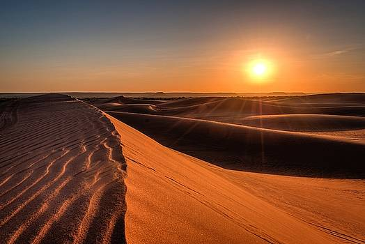 Little Sahara by Mark McDaniel