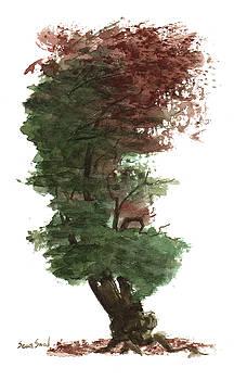 Little Tree 11 by Sean Seal