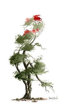 Little Tree 20 by Sean Seal