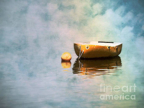 Little Yellow Boat by Micki Findlay