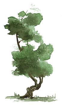 Little Zen Tree 160 by Sean Seal