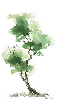 Little Zen Tree 172 by Sean Seal