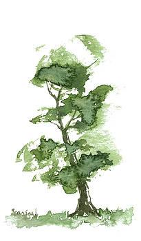 Little Zen Tree 190 by Sean Seal