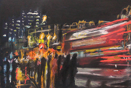 Liverpool Street London by Paul Mitchell