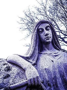 Living Statue by Rachel E Moniz